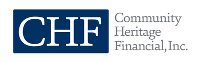 (PRNewsfoto/Community Heritage Financial)