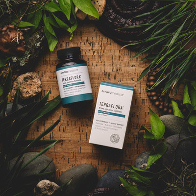 Terraflora® Deep Immune is a shelf-stable, spore-based probiotic plus wild-harvested, whole-food prebiotics that supports gut health while boosting immune health.