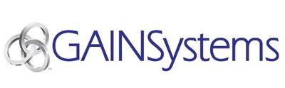 GAINSystems Logo (PRNewsfoto/GAINSystems)