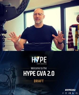 HYPE GVA 2.0: Sport industry giants hand-pick startups for pilots (PRNewsfoto/HYPE Sports Innovation)