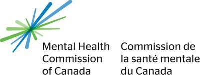 Mental Health Commission of Canada Logo (CNW Group/Mental Health Commission of Canada)
