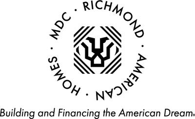 MDC Richmond American Home Logo (PRNewsfoto/M.D.C. Holdings, Inc.)