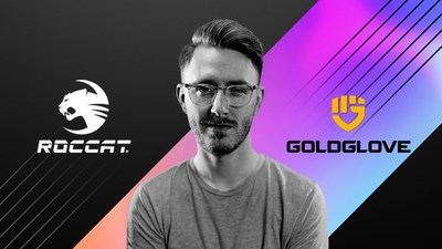 ROCCAT levels up with variety streamer and podcaster GoldGlove