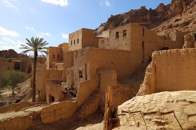 Old Town of AlUla (PRNewsfoto/Kingdom of Saudi Arabia)