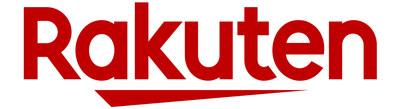 Rakuten logo (PRNewsfoto/Rakuten Americas)