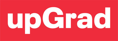 upGrad logo (PRNewsfoto/upGrad Education Private Limited)