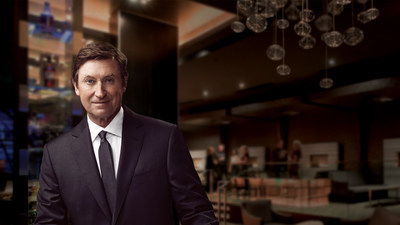 Wayne Gretzky Estates (WGE) today becomes an official supplier of the Canadian Paralympic Committee (CPC), with Wayne Gretzky also joining the Paralympic Foundation of Canada (PFC) as an honorary board member. PHOTO: Wayne Gretzky Estates (CNW Group/Canadian Paralympic Committee (Sponsorships))