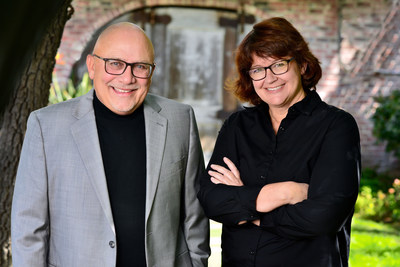 Allen Berger, Ph.D. and Kristin Witzenburg, founders of 4th Dimension Publishing, LLC.