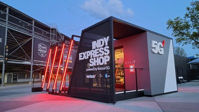 Indy Express Shop - AiFi NanoStore at the Indy 500