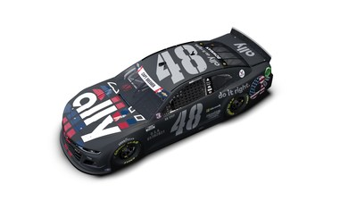 On May 20, 2021, Ally Financial and Alex Bowman, driver of the Ally-sponsored No. 48 Chevrolet Camaro ZL1 1LE of Hendrick Motorsports, unveiled a military-themed race car paint scheme honoring Marine Captain Matthew H. Brewer who died after battling severe symptoms characteristic of chronic traumatic encephalopathy (CTE) and post-traumatic stress disorder (PTSD). Bowman will race in the commemorative NASCAR Salutes paint scheme on Memorial Day weekend at Charlotte Motor Speedway.