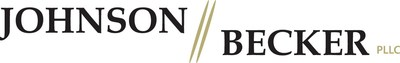 Johnson // Becker, PLLC Logo (PRNewsfoto/Johnson // Becker, PLLC)