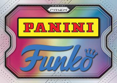 PANINI AMERICA AND FUNKO INTRODUCE NEW COLLECTIBLE FOR SPORTS ENTHUSIASTS, FUNKO POP! TRADING CARD