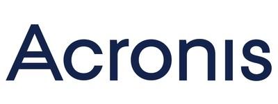 Acronis logo (PRNewsfoto/Acronis, Inc.)
