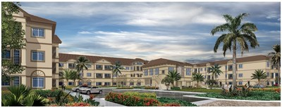 Pre-leasing opportunities are now open for the new Active Independent Living Community at Discovery Village At Sarasota Bay.