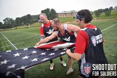 Team Red, White & Blue (Team RWB), a nonprofit organization forging America's leading health and wellness community for veterans, today announced that it will acquire Shootout for Soldiers (SFS), a nonprofit organization using lacrosse as a platform to support American veterans and foster community engagement.