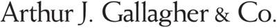 Arthur J. Gallagher & Co. Logo (PRNewsfoto/Arthur J. Gallagher & Co.)