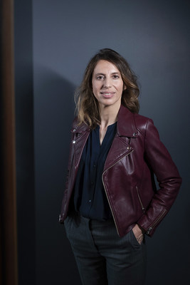Claire Chabrier, Chair of France Invest (PRNewsfoto/France Invest)