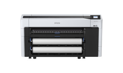 The new production-class SureColor T-Series wide-format printers feature a new innovative, compact footprint and incorporate a number of new features that improve usability and streamline workflow and media handling, ideal for CAD and graphics applications.
