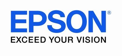 Epson logo (PRNewsfoto/Epson America, Inc.)