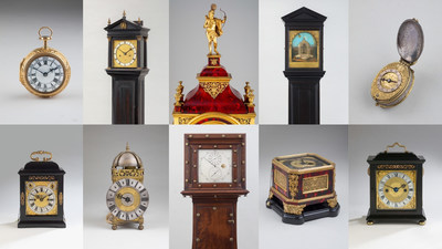 The first tranche of items from The John C Taylor Collection goes on display in London's Mayfair this week