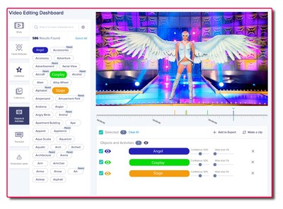 PromoMii launches A.I. powered software to speed up video editing by 70% (PRNewsfoto/PromoMii)