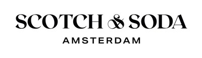 Scotch & Soda logo (PRNewsfoto/Scotch & Soda)