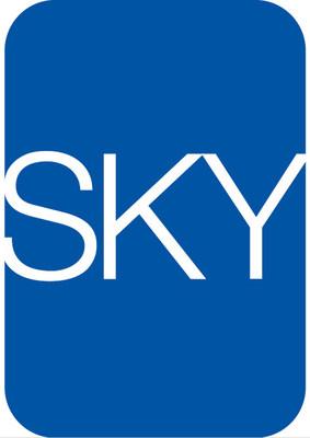 SKY Leasing logo (PRNewsfoto/SKY Leasing)
