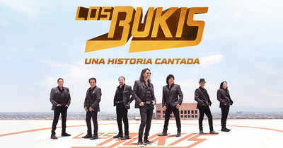 The Long-Awaited Reunion Of One Of Latin Music's Most Iconic Bands Los Bukis Announces their First Tour In 25 Years With Limited Three Night Engagement In Los Angeles, Chicago & Arlington (TX) (PRNewsfoto/Live Nation Entertainment)