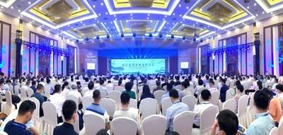 Photo: Clean Energy Strait Summit kicks off on Thursday in Zhangzhou, southeast China's Fujian Province.