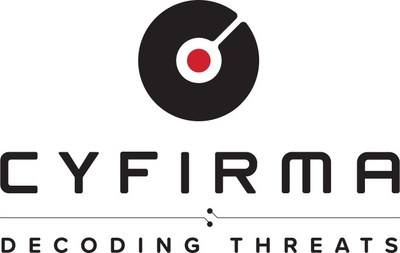 CYFIRMA Logo (PRNewsfoto/CYFIRMA)