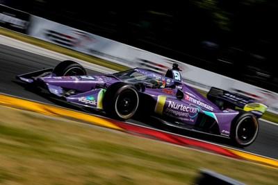 No. 51 NTT IndyCar Series Nurtec ODT Honda will race at the Music City Grand Prix